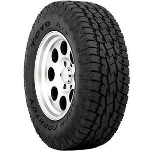 Toyo Tires Open Country A t Ii Lt305 55r20 121s E 10 Opatii X
