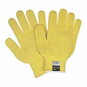 Cut Gloves l kevlar r 3 Cut Level pk12 Mcr Safety 9370hl