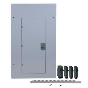 200 Amp 20 space 40 circuit Main Lug Indoor Load Center Contractor Kit