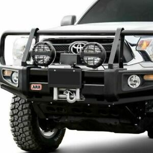 Arb 3413050 Deluxe Bar Front Bumper For Toyota Land Cruiser 1998 2002