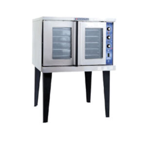 Bakers Pride Gdco e1 Single Deck Full Size Electric Convection Oven