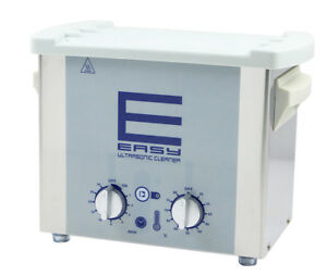 3l Stainless Steel Tank Ultrasonic Cleaner Solution Bath For Watch Jewelry Parts