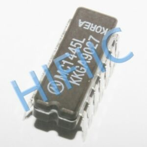1pcs Mc1445l Gate Controlled Two Channel Input Wideband Amplifier Cdip14