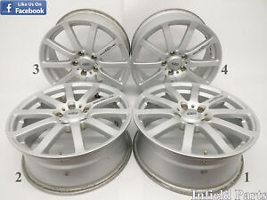 Jdm 17 Mugen Nr 17x7 53 5x114 3 Rims Honda Civic Integra Accord Acura Eh384