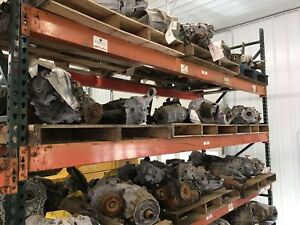 2000 Dodge Dakota Front Carrier Differential Assembly 137 220 Miles 3 55