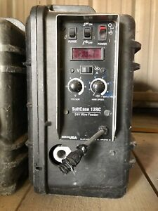 Miller Suitcase X treme 12rc Wire Feeders 24 V Wire Feeder