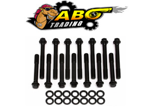 Arp For Jeep 4 0l 242 Cid Inline 6 1 2 Two Length Head Bolt Kit 146 3601