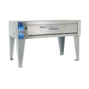 Bakers Pride Eb 1 8 5736 74 Single Deck Electric Bake Oven