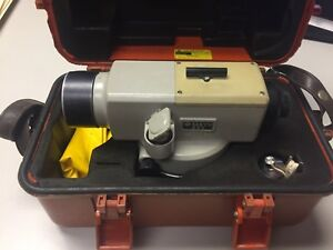 Sokkia B2c 32x Magnification Automatic Level With Hard Case 67016