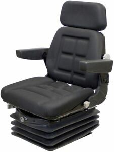 Deluxe Air Seat And Suspension For Case Ih Maxxum Mx Mxu And Puma Series