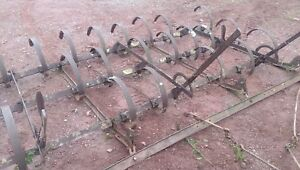 Drag Harrow 9 Foot Pick Up Only Beach Lake pa