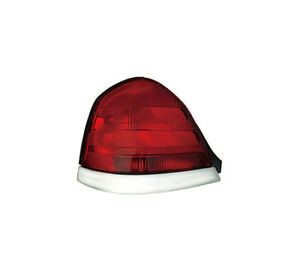 Fo2800176 Fits 1999 2005 Ford Crown Victoria Rear Tail Light Driver Side