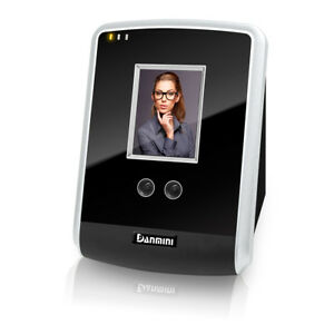 Software Free Touchless Face Recognition Attendance System Employee Time Clock