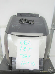 Gbc Heatseal Sprint H925 Automatic Roll Laminator Laminating Machine 11 Width