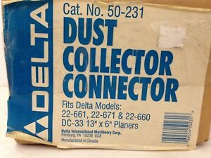 Delta 50 231 Dust Collector Connector
