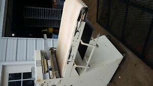 Acme 88 Rol Sheeter Bakery Crust Pizza Dough Roller Bread Molder