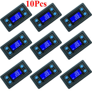 10pcs Pwm Signal Generator Frequency Duty Cycle Adjustable Module 1hz 150khz