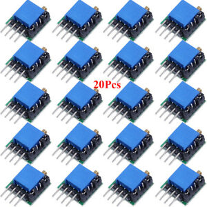 20pcs Delay Circuit Module Delay Timer Switch 1s 20h On Off For Relay Driving