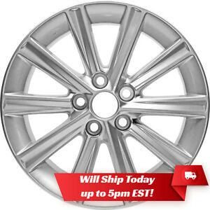 New 17 Replacement Alloy Wheel Rim For 2012 2013 2014 Toyota Camry 69603