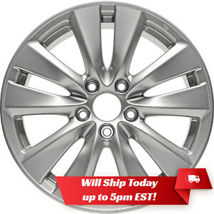 New 17 Replacement Alloy Wheel Rim For 2011 2012 Honda Accord 64015