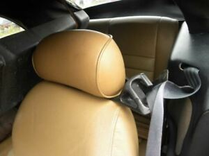94 95 96 97 98 Ford Mustang Tan Leather Seat Headrest