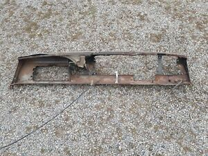 1965 66 Ford Galaxie Dash Frame