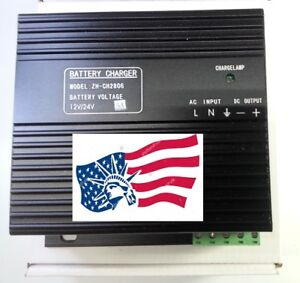 Ch2805 Automatic Generator Battery Charger 5amp Output 12 24vdc Autotransfer
