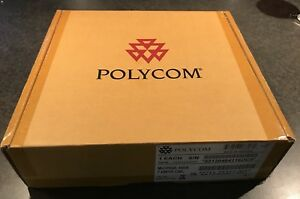 New Polycom 2215 23327 001 Hdx Mic Pod With 7 6m Cable Free Priority Shipping