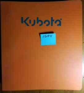Kubota B6100hst B7100hst Tractor Service Workshop Manual 97897 10631 11 91
