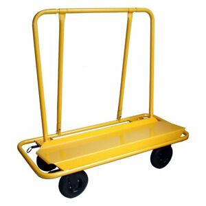 Pro Series Drywall Cart Yellow