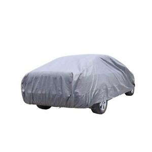 Peva Weatherproof Car Cover Outdoor Snow Rain Dust Proof Protection M For Suv