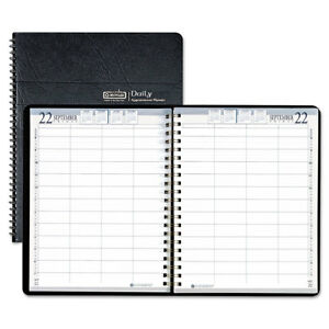 House Of Doolittle Eight person Group Practice Daily Appointment Book 8 1 2 X
