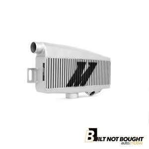 Mishimoto Wrx sti Top Mount Intercooler Kit 02 07 Silver Tmic W Blue Silicone