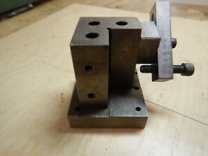 Small Grinding Fixture Machinist Tooling Jig
