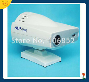 Acp 1800 Auto Chart Projector Optical Chart Projector Halogen Light