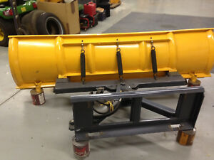 Snow Plow For Skid Steer Skid Loader 8 Meyers