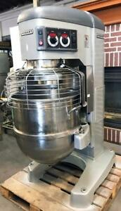 Hobart Hl1400n Legacy 140 Quart Industrial Bakery Dough Food Mixer Guard