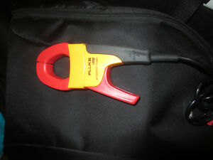 Fluke I400 Ac Current Clamp Very Good Condition