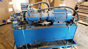 Some Of The Gamerican Baler Trash Compactor Control Unit Power Plant Power Pack
