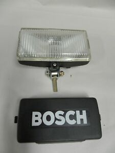 Vintage Bosch Germany Fog Driving Light Lamp Assembly Cover a10