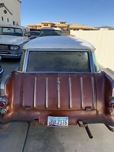 1955 1956 1957 Chevy Nomad Liftgate Straightening Madmooks