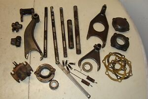 1951 Ferguson To 30 Tractor Transmission Forks Sliders Throwout Bearing Parts