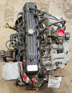 1998 Jeep Grand Cherokee 4 0 Engine Motor Assembly 166 065 Miles No Core Charge