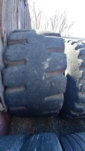 Loader Tires Used