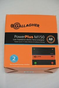 Gallagher M150 1 5 Joule Electric Fence Charger