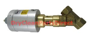New Union 1 2 Steam Valve Normally Closed 090215 For Dry Clean Laundry Machine