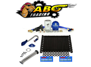 Arp Head Stud Sinister Egr Cooler Delete Bypass Coolant System Ford 6 0l Powerst