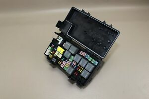 08 09 Dodge Caravan Journey T c Fuse Box Tipm Power Module 56049720as W Lid Good