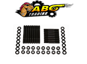 Arp Head Stud Kit Hex For 99 Up Pontiac Supercharged 3800 L67 193 4001