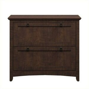 Scranton Co 2 Drawer Lateral File Cabinet In Madison Cherry